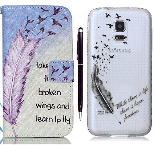 Pheant Samsung Galaxy S5 Mini Hülle [3 in 1 Set] PU Leder... http://www.amazon.de/dp/B01EFO11JK/ref=cm_sw_r_pi_dp_Umjgxb1747S34