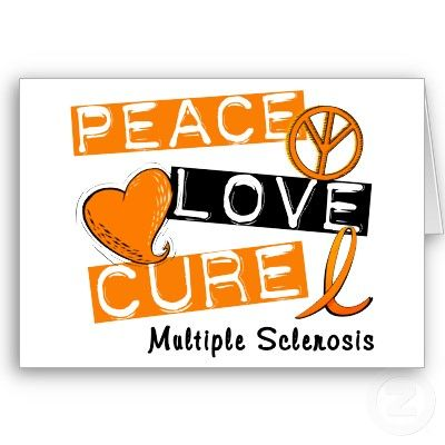 A Cure Will Be Found! Multiple Sclerosis http://www.thirdsectorawareness.com/march.html