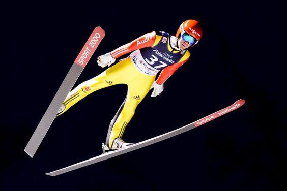Skispringer Stephan Leyhe beim FIS Skispringen Willingen / Hochsauerland | Fotograf Kassel http://blog.ks-fotografie.net/pressefotografie/skispringen-fis-weltcup-willingen-2016-fotojournalist/