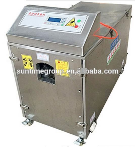 Automatic fish processing equipment / fish cleaning machine /fish viscera remover