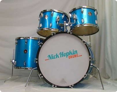 how to put together a drum set