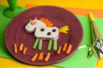 rafa kids: Inspiration - Kids Fun Foods