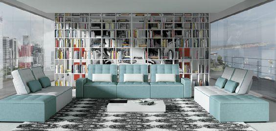 Nómada #gamamobel #gamamobelsofa #sofa www.gamamobel.com Gamamobel