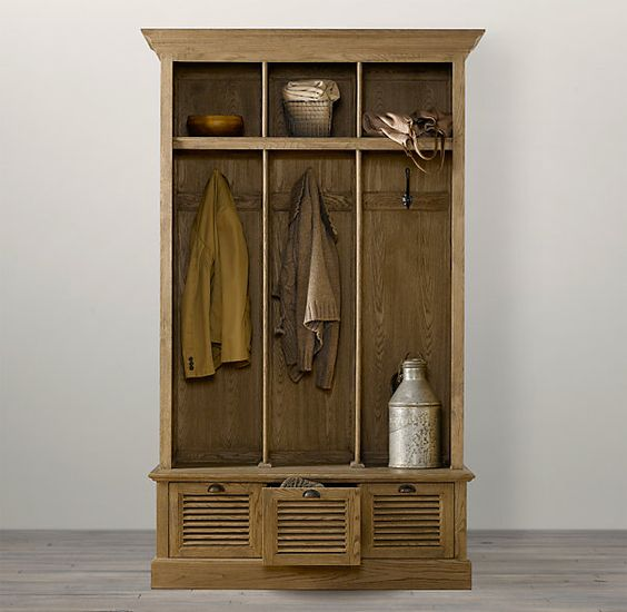 Pinterest the world s catalog of ideas - Restoration hardware cabinets ...