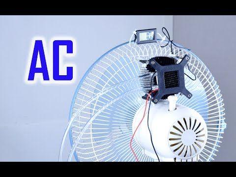Cara Membuat Ac Kipas Angin Youtube Gambar Bergerak Kipas