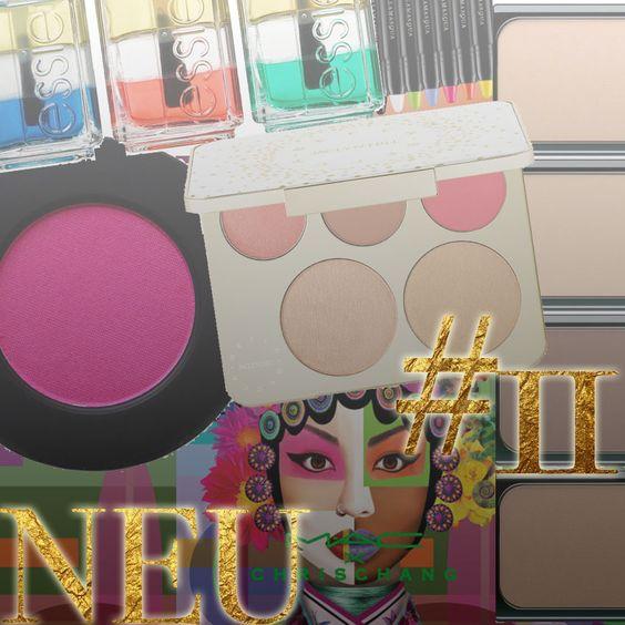 Neu in den Beauty Stores #11 - Beauty Radar KW22   http://ift.tt/1Vz7Oqt