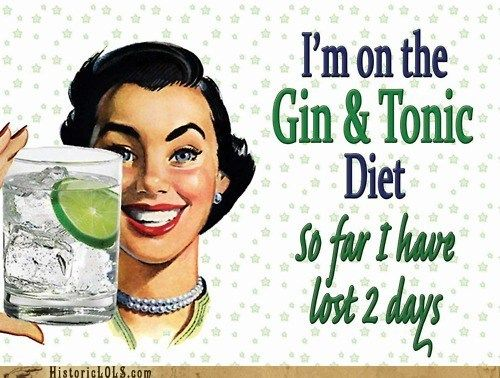 That's the diet for me! jk