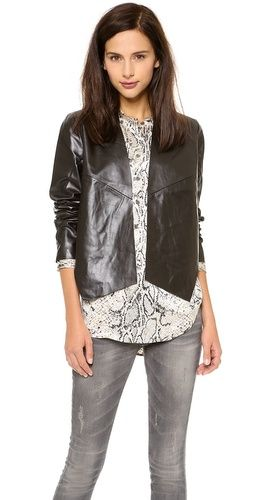 House of Harlow 1960 Memphis Jacket | SHOPBOP