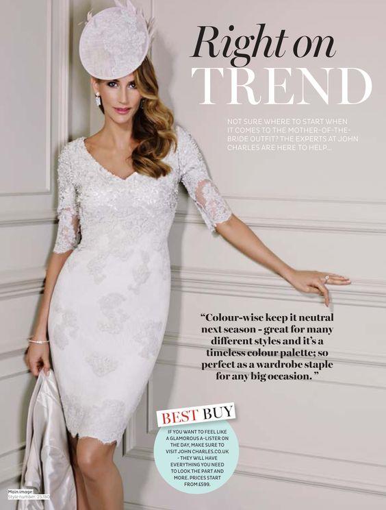 Conde Nast Brides Magazine feature on John Charles Fall 2014 www.johncharles.co.uk