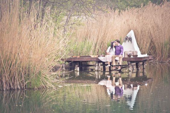 Rusztikus sátrazás a stégen » Fénylabor – esküvő fotózás szeretettel
