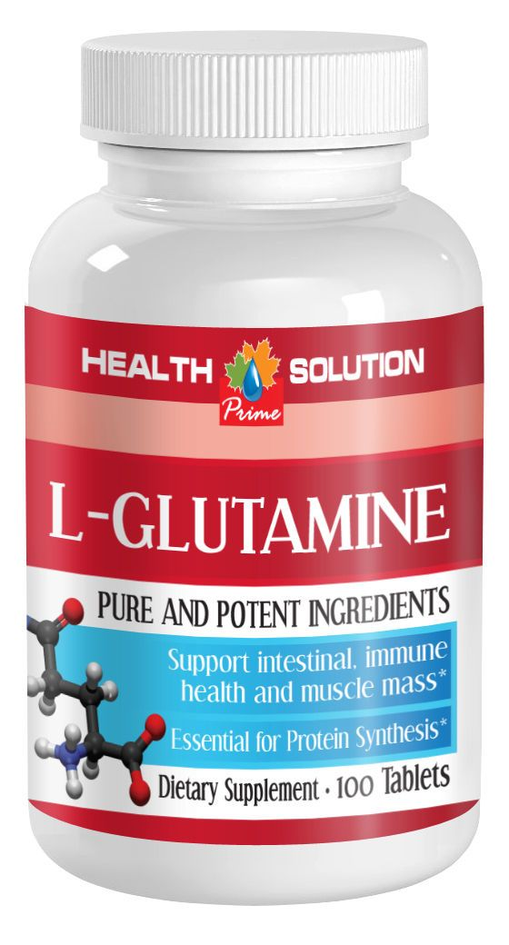 will l glutamine back up along with load loss