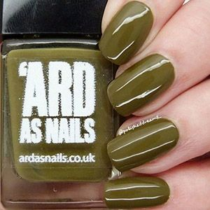 'Ard As Nails- Creme- Missy