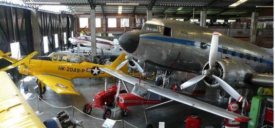 Museo Aéreo Fénix , Planes Cali - PlanB.com.co - Últimas Noticias