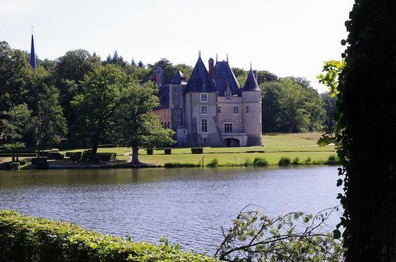 Château de La Verrerie (XVe - XVIe)