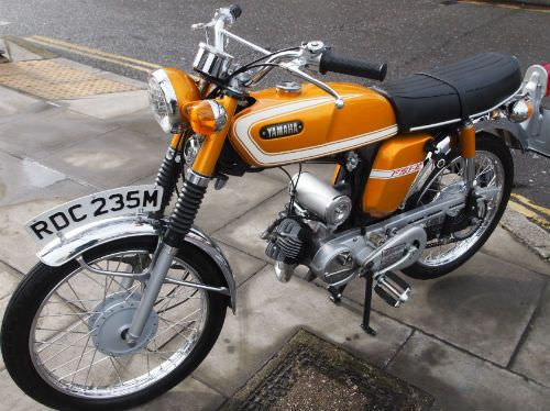 Yamaha Fs1e For Sale Classic Vintage Moped Rare Uk Bike Vintage Moped Moped Motorcycle