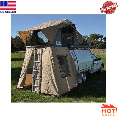 Details About Front Runner Roof Top Tent Shower Skirt Sun Shelter Designed For Vehicle New Roof Top Tent Top Tents Tent