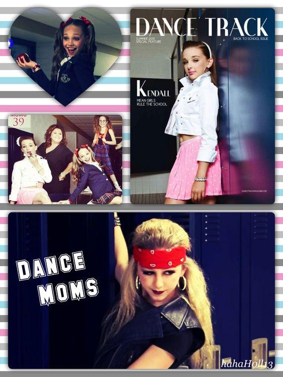 Dance Moms magazine photo shoot | Dance Moms | Pinterest ...