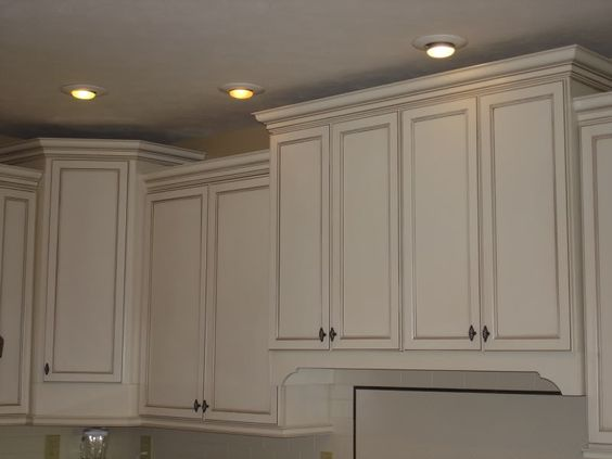 Kitchens featuring cabinets with uneven heights google for Kitchen cabinets height