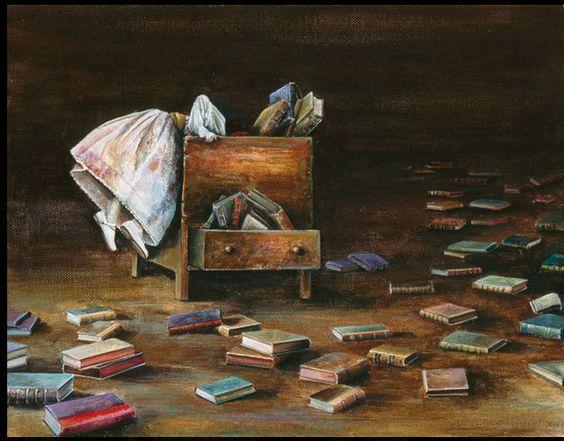 Lost in literature