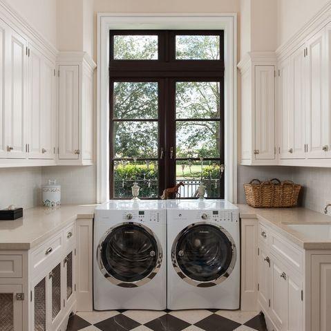 pomieszczenia utracone - pralnia