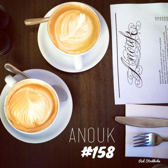 Anouk. Brisbane. 365 coffees. 365 cafes. 365 days.