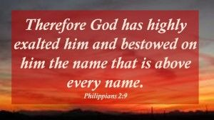 You shall not take the name of the Lord your God in Vain