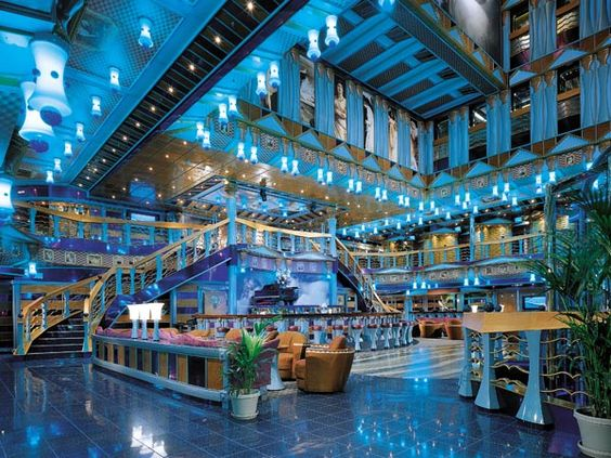 Carnival Splendor   Splendor Cruise Ship   Carnival Cruise ...