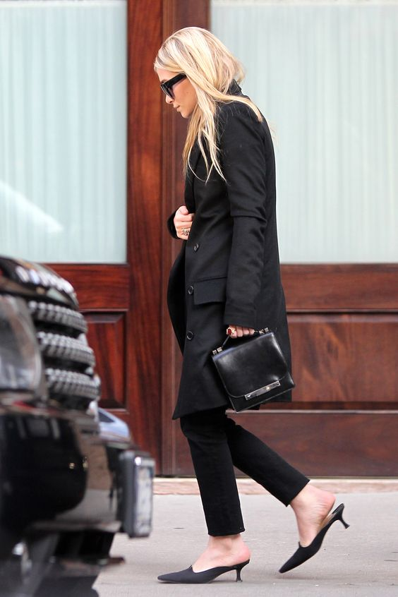Street style lessons we learned from the Olsen twins