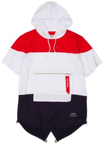 Reason Clothing - Jersey Hood