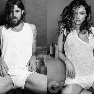 Bondi-Hipsters spoof of Miranda Kerrs GQ shoot
