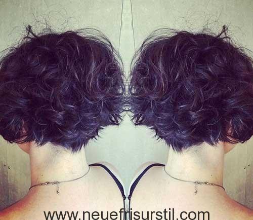 15 Kurzhaarschnitt Fur Lockiges Haar Haarschnitt Kurz Haarschnitt Bob Haarschnitt