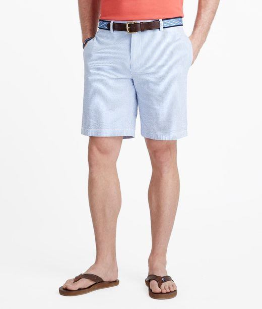 Seersucker Club Shorts | Preppy Men's fashion | Pinterest ...