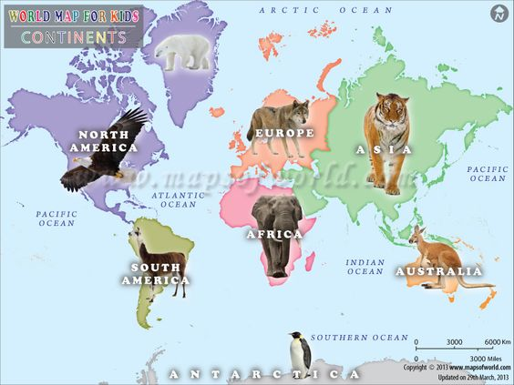 Map of the world with free augmented reality app to make it come world map printable for kids gumiabroncs Gallery