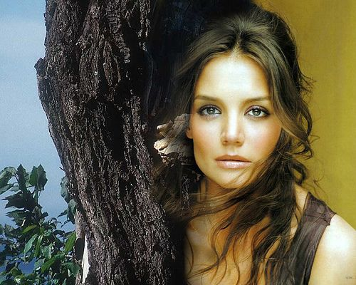 katie holmes - hoping she leaps and soars now