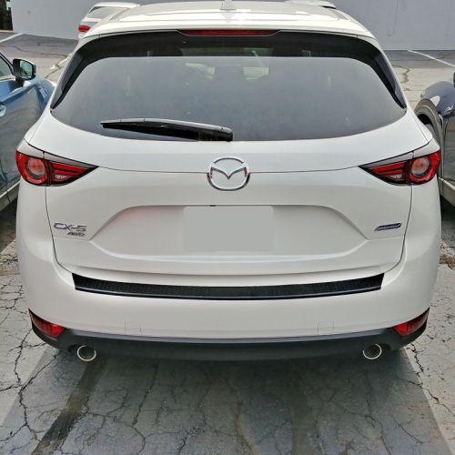 Mazda Cx5 Rear Bumper Protector 2013 2020 Rbp 005 Rear Bumper Protector Bumper Protector Mazda Cx5