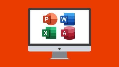 Learn Basic To Advanced Microsoft Office Skills In This 6 Course Bundle For Office 355 Or Office 2019 Ad Graphic Poster Art Microsoft Office Powerpoint