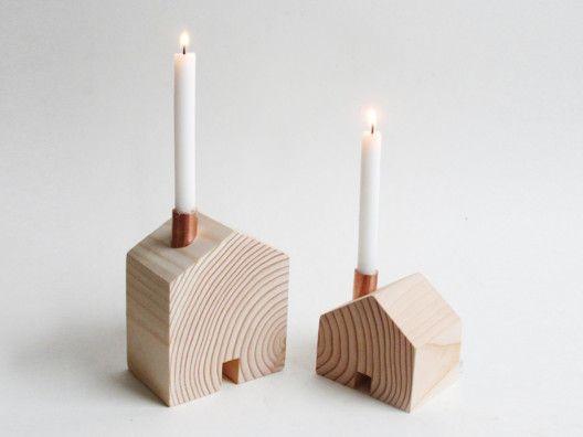 Homestead Candlesticks from Emily Henderson on OpenSky