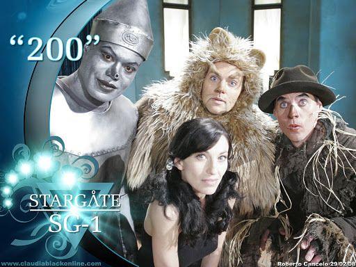 200 Stargate SG1