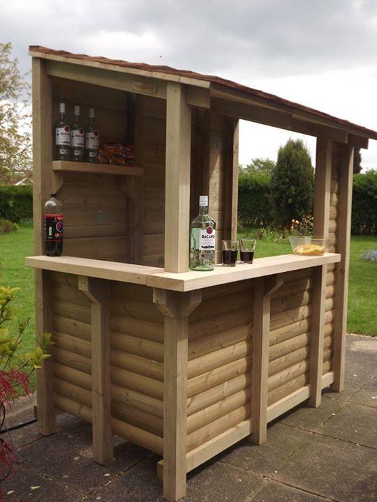17 Alluring Backyard Bar Accessories To Save Budget Backyard Bar Diy Outdoor Bar Garden Bar
