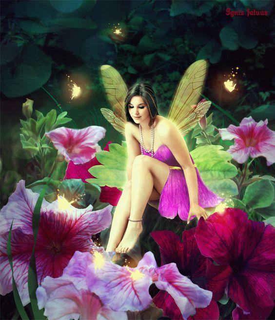 Spring Fairy:
