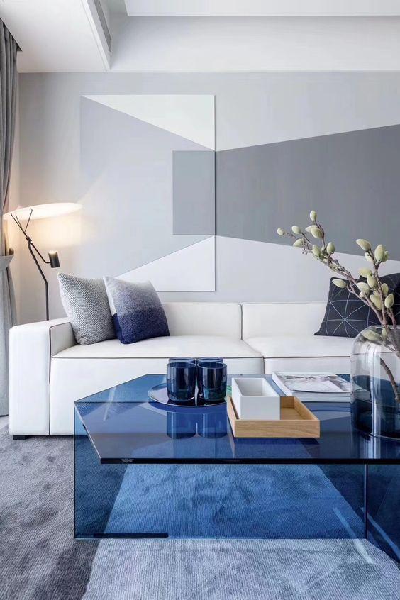 Start Your New Interior Design Project Www Delightfull Eu Visit For Modern Living Room Ideas L Trending Decor Art Deco Living Room Minimalist Living Room
