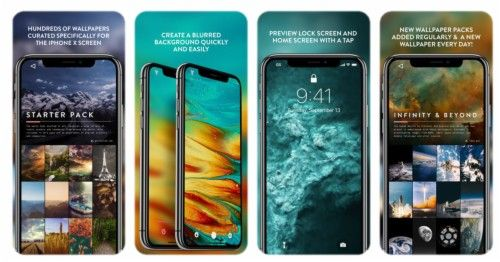 Top 10 Best Wallpaper Apps For Iphone In 2021 Iphone Apps Wallpaper App Decent Wallpapers