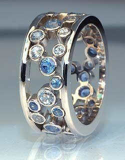 Janet's ring | Eva Martin Jewelry