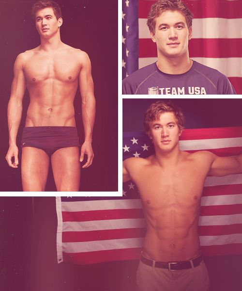 Nathan Adrian. Go USA