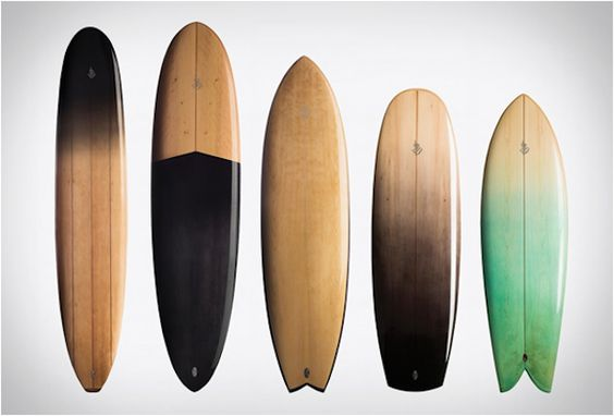 Hang Ten! | Octovo x Tilley Surfboards