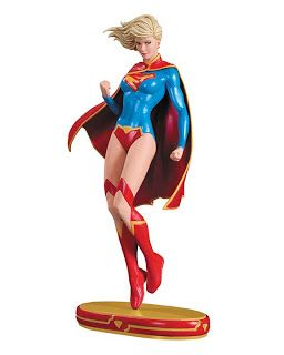 #Supergirl, DC Comics. Looking for a hard-to-find statue at a good price? FyndIt can connect you with people who know where to find it online and offline. Post a photo, short description, name your price and we will help you FyndIt. #ComicBooks #FyndIt #Statues