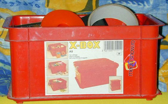 X-Box Red Edition