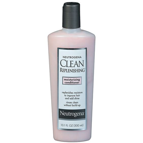 :: Neutrogena Clean Replenishing Conditioner ::