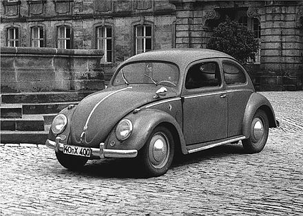 Fun Fact Tuesday! Adolf Hitler ordered Ferdinand Porsche to manufacture a Volkswagen, which literally means 'People's Car' in German. This car is now known as the Volkswagen Beetle. Read more about it here - http://www.spiegel.de/international/business/designing-cars-for-hitler-porsche-and-volkswagen-s-nazi-roots-a-637368.html#utm_sguid=100790,f3be14e8-27d2-a3c5-e754-b2db58e43804