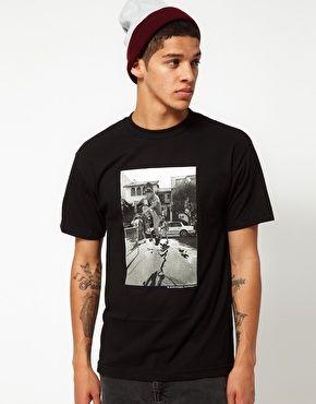 Huf T-Shirt 89 Quake